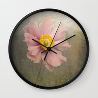 cosmos Wall Clocks featuring Cosmos by Pauline Fowler ( Polly470 )