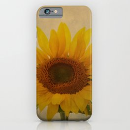 Sun Giant iPhone Case