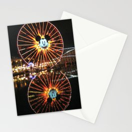 Micky Mirror Stationery Cards
