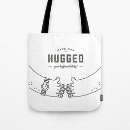 Hug Tote Bag