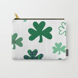 Cray Shamrocks Carry-All Pouch