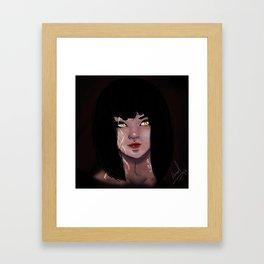 Kintsukuroi - Begin Framed Art Print