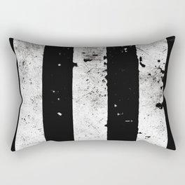 Cracked Pepper. Rectangular Pillow