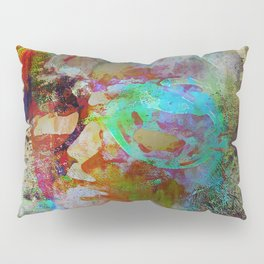 Girl of piccadilly circus Pillow Sham