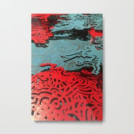 POCKET-OPTUS Metal Print