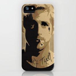 Ryan Gosling TPBTP iPhone Case