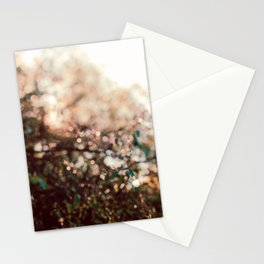 Early October Abstract Stationery Cards