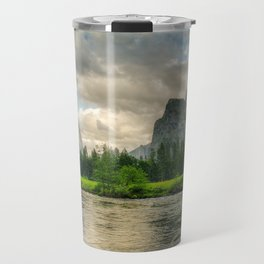Merced River, Yosemite Valley Travel Mug