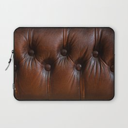 Chesterfield Leather 2  Laptop Sleeve