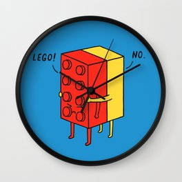 Le go! No Wall Clock