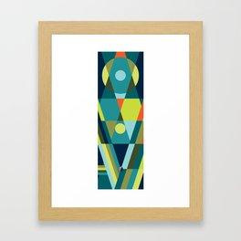 A Higher Standard Framed Art Print