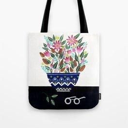 Flowers in a Vase 2 Tote Bag