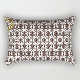SHERLOCK HOLMES WALLPAPER Rectangular Pillow