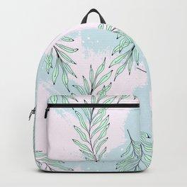 Tender leaves Backpack
