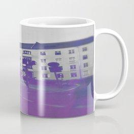 Violet Streets of Berlin Coffee Mug