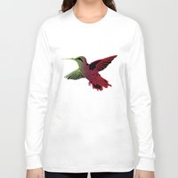 neon Long Sleeve T-shirts featuring Neon by Nichole B.