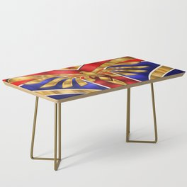 Wonder People! Coffee Table