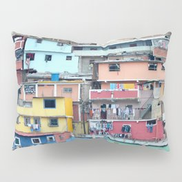 Venezuelan Tetris Pillow Sham
