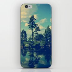 Yesterday Evening at the Lake iPhone & iPod Skin