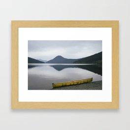 Farewell Bowron Framed Art Print