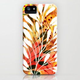 Summer Vibes II iPhone Case