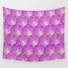 3D geometric shape Wall Tapestry