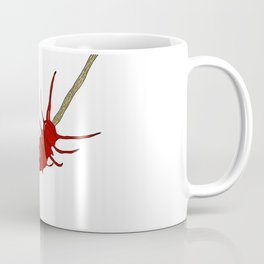 Pipevine swallowtail caterpillar Coffee Mug
