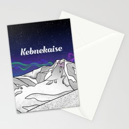 Kebnekaise Stationery Cards