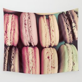 Macarons Wall Tapestry