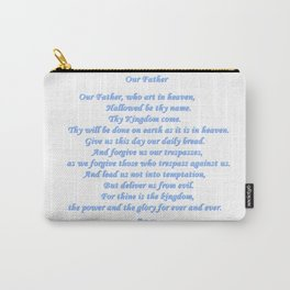 Our Father Carry-All Pouch