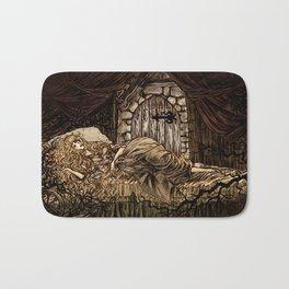 Sleeping Beauty Bath Mat