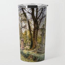 Highgate Cemetery London Travel Mug
