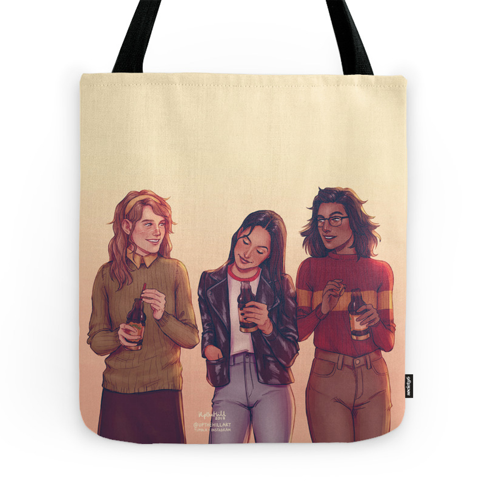 70S Girls Tote Purse by upthehill (TBG7493491) photo
