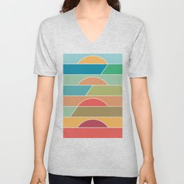 4 Degrees Unisex V-Neck