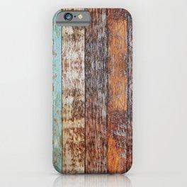 Weather Worn iPhone Case