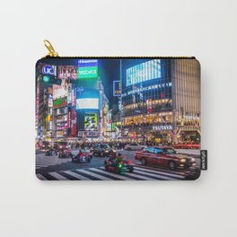 Here we go!!real mario cart at Shibuyacrossing Carry-All Pouch