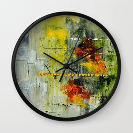 abstract 8841601 Wall Clock