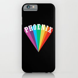 Phoenix Band iPhone Case