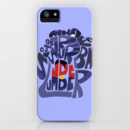 cave of wonders aladdin iPhone Case