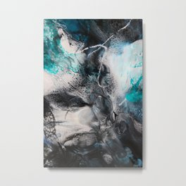 Eruption 5 Metal Print