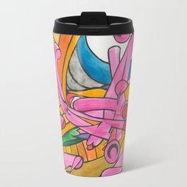 Polluted Head Travel Mug
