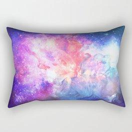 Nébuleuse Rectangular Pillow