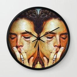 Cole Free Wall Clock
