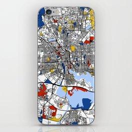 Baltimore Mondrian iPhone Skin
