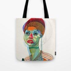 Girl_100412 Tote Bag