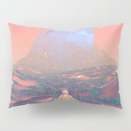 Lost Astronaut Series #02 - Giant Crystal Pillow Sham