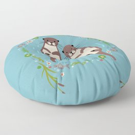 My Significant Otter Floor Pillow