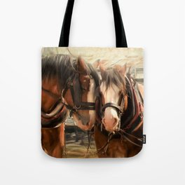 Six On The Hitch Tote Bag