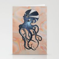 goddess Stationery Cards featuring Goddess by Janss