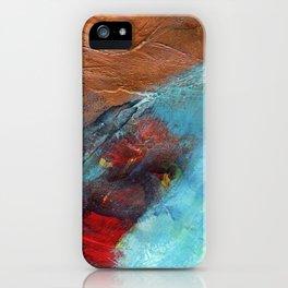 Heart meetup iPhone Case
